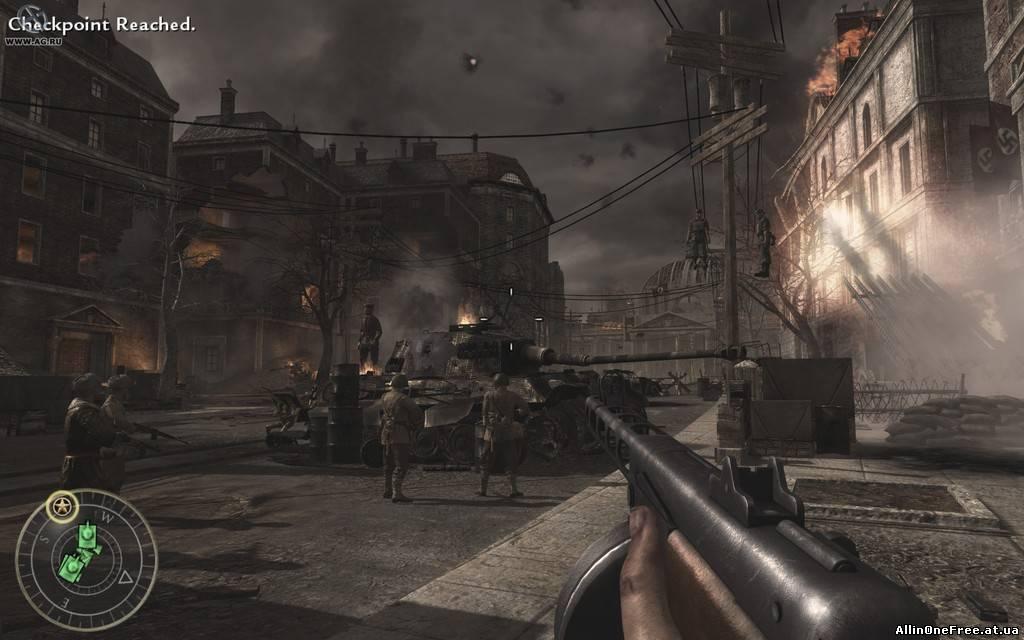 Скачать бесплатно: Call of Duty: World At War (2008/RUS/RePack by R.G. Mode